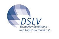 Logo DSLV  Deutscher Speditions- und Logistikverband e. V.