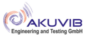 Logo AKUVIB Engineering and Testing GmbH